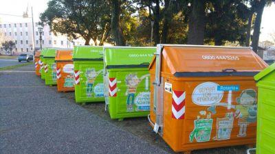 Hay más que separan: crece la recolección de residuos reciclables en la cuidad