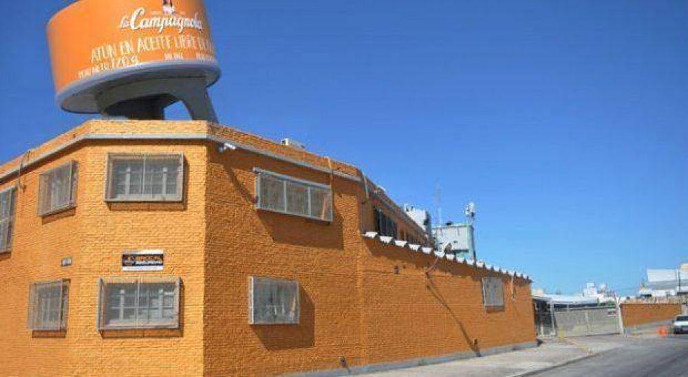 La Campagnola tiene paralizada su planta de General Pueyrredon y hay temor por el futuro