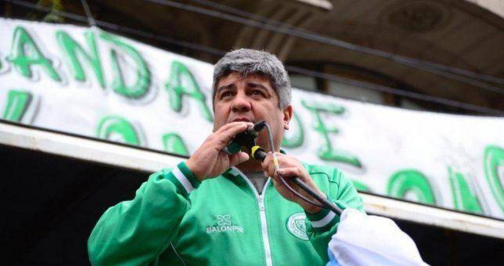 """Pablo Moyano le pidió a CFK que se defina y disparó: """"Vidal es lo mismo que Macri"""""""