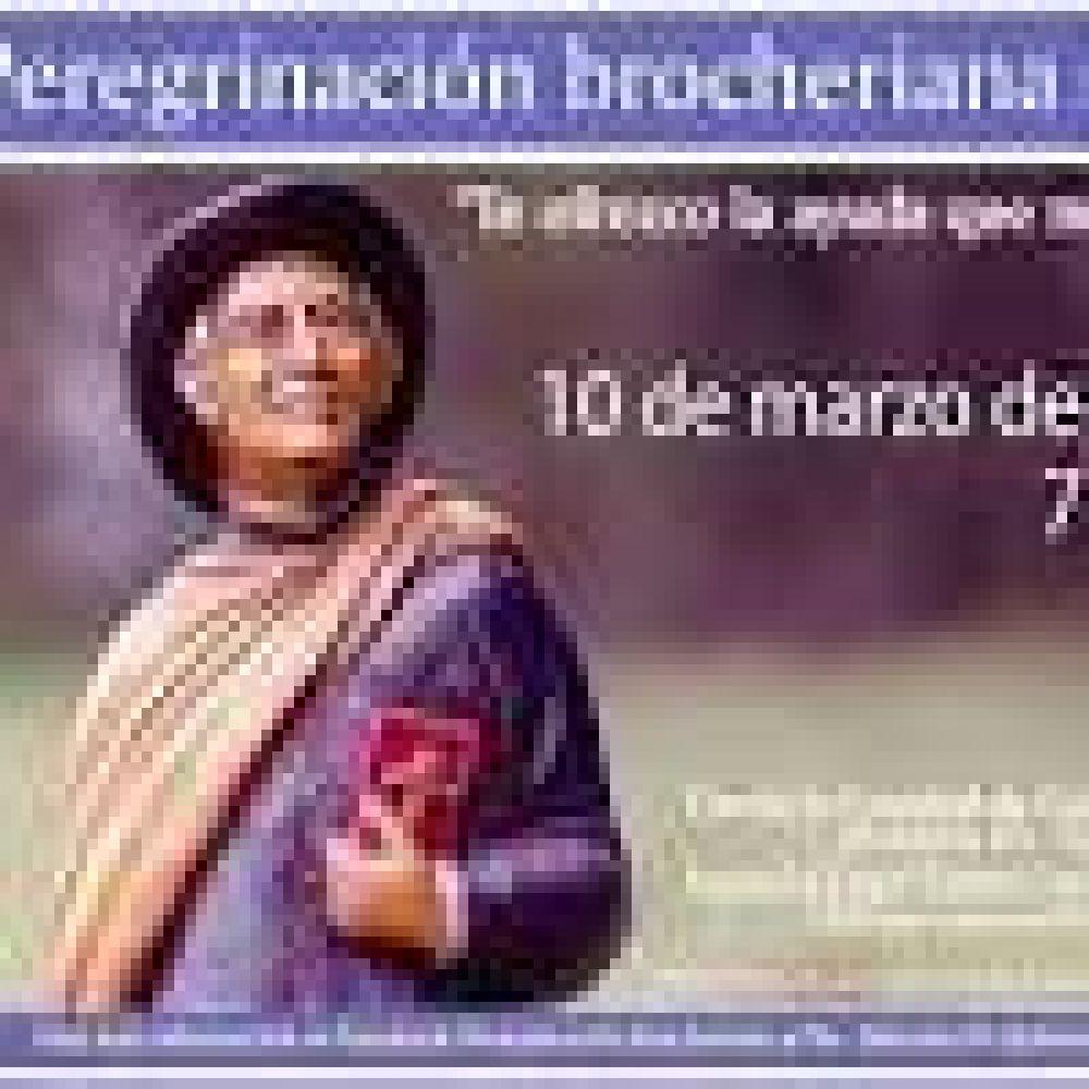 Más de 2.500 personas participaron de la 6ta peregrinación brocheriana de la Diócesis de Quilmes
