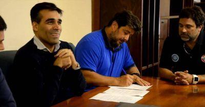 López y los Guardavidas firmaron un acta de acuerdo: Tendrán bonificación por antigüedad y anticipo jubilatorio