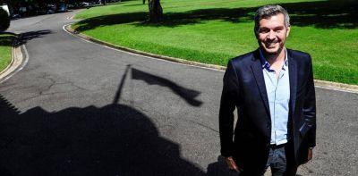 """Marcos Peña: """"El eje central de la campaña es reelegir al Presidente"""""""