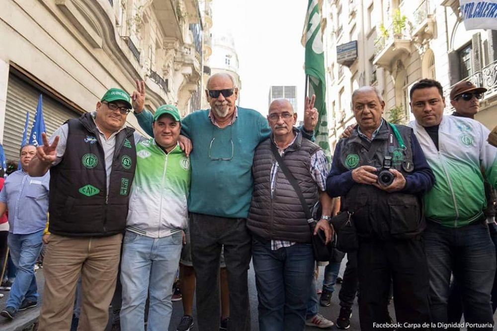 """Raúl Lizarraga, Secretario General de SEAMARA: """"Sin conciencia de clase es muy difícil avanzar"""""""