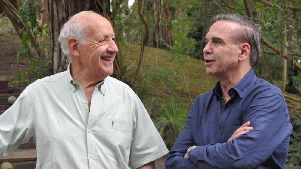 Tinelli y Schiaretti se acercan a Lavagna y toma fuerza su candidatura