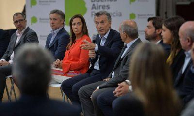 Macri se pega a la estrella PRO: caminará la campaña con Vidal