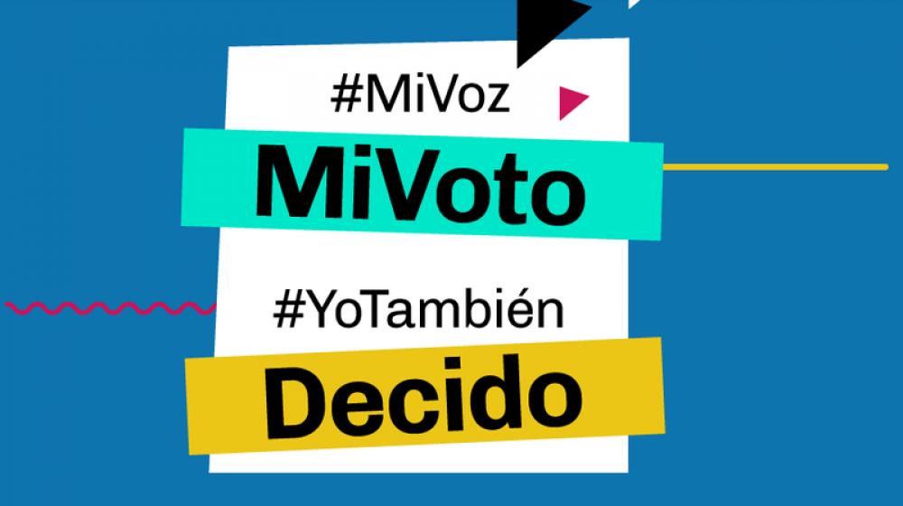 De cara a las elecciones el Frente Renovador lanzó Primer Votante, una novedosa plataforma digital