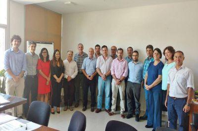 Avanza el proyecto del Programa de Saneamiento Integral del río Uruguay
