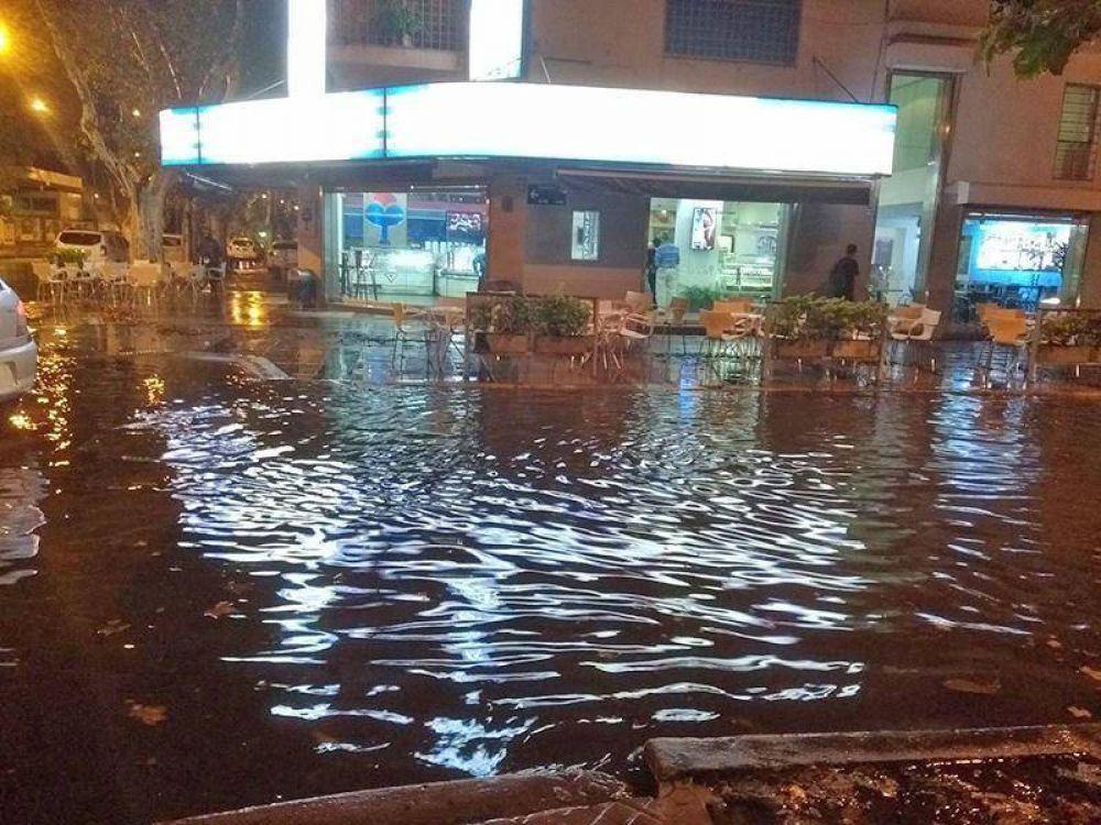 Cuestionan el plan de obras hídricas en la ciudad