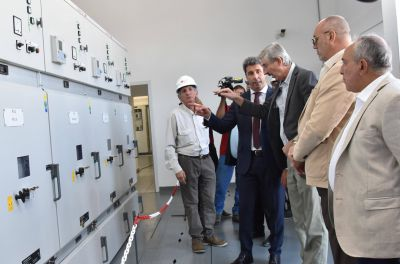 Con U$S 12 millones una estación local ya inyecta energía solar al país