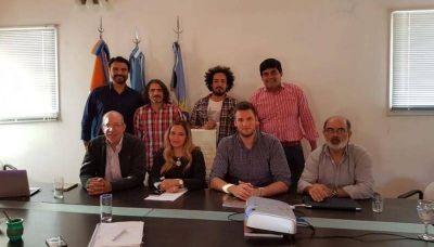 Presentaron plan para administrar los residuos sólidos urbanos de Lago Posadas