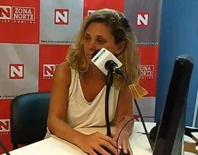 Agustina Ciarletta: