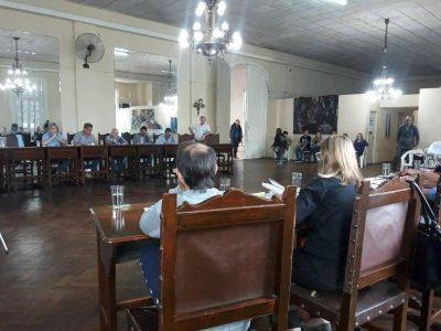 """Siror: """"El Departamento Ejecutivo se adueña del presupuesto del Concejo Deliberante"""""""