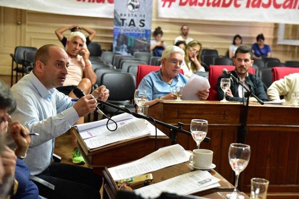 """Marco Colella: """"El intendente de los 26 segundos sigue sin pagar sueldo a trabajadores del Concejo Deliberante"""""""