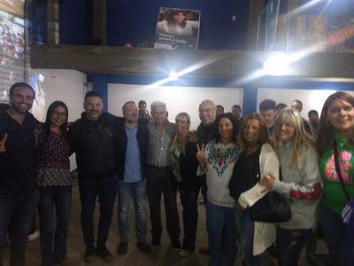 Nuevo Encuentro inauguró local partidario