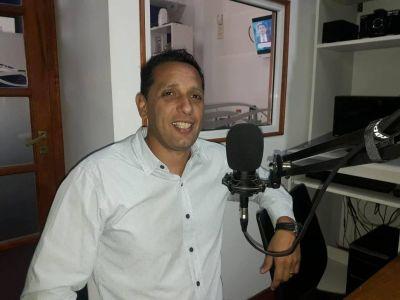 Daniel Pérez comenzó su etapa como presidente de la Unidad Pastoral del distrito
