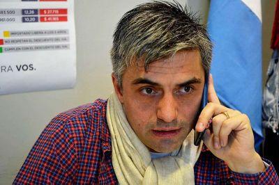 """Paulino Rossi: """"Hoy Gustavo está en otra fuerza política, no va a ser simple un acuerdo con la UCR"""""""