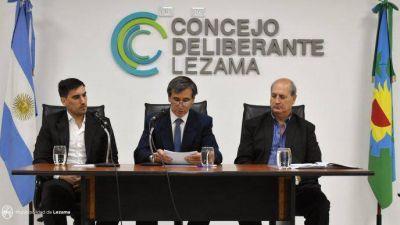 """Harispe: """"Lezama es un municipio en constante desarrollo"""""""