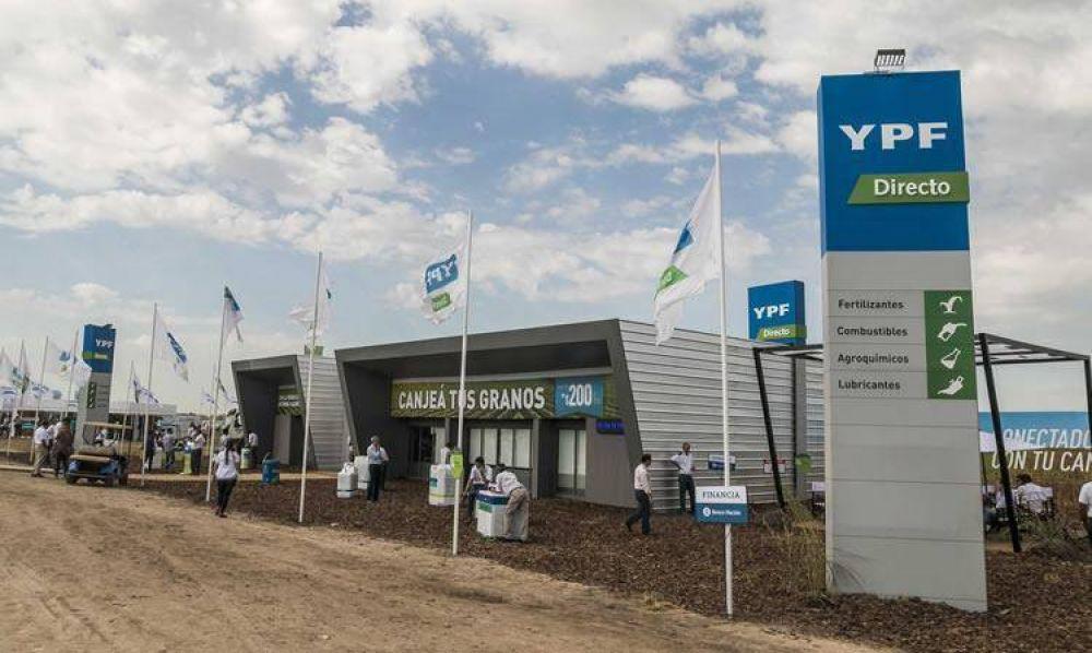 Petroleras presentaron nuevos desarrollos para el sector agrícola
