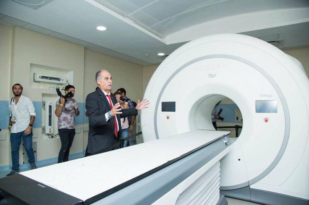 Inauguran en Sunchales un Centro Oncológico modelo