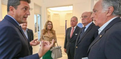 Sergio Massa recurre a las propuestas para diferenciarse de Mauricio Macri y Cristina Kirchner