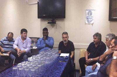 Dirigentes del conurbano iniciaron el armado de las 62 Organizaciones Echeverría - Ezeiza