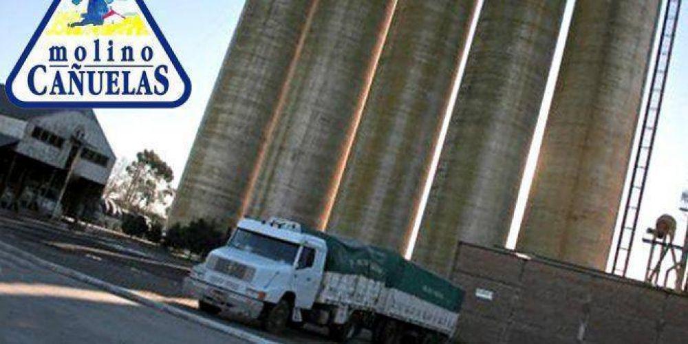 Piden la quiebra de Molino Cañuelas, principal harinera del país: corren riesgo 3.000 puestos de trabajo en 21 plantas