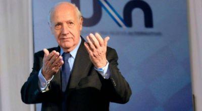 La idea de Lavagna para ser el único candidato de la oposición