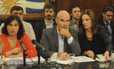 Tras la salida de Gómez Centurión del Gobierno, su hijo busca ser candidato por Cambiemos