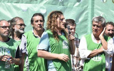 """Salarios: ATE cargó contra los """"gremios amigos del poder"""" y aseguró ser """"discriminado"""" por el gobierno"""