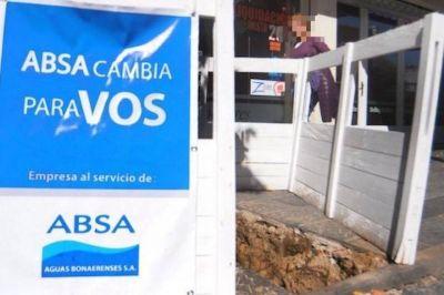 Fallo judicial: ABSA le deberá pagar a un vecino platense que lo dejó sin presión de agua