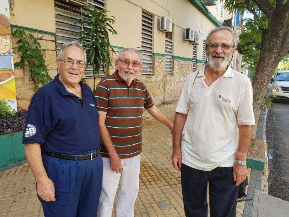Pa'i Zislao cumple 40 años de labor en el Chaco