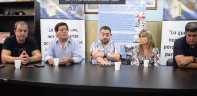 Las 62 Organizaciones Regionales de la CGT apoyan la candidatura de Mayra Mendoza en Quilmes