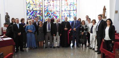 La causa de Enrique Shaw dio otro paso hacia la canonización en el Obispado  Castrense de la Argentina