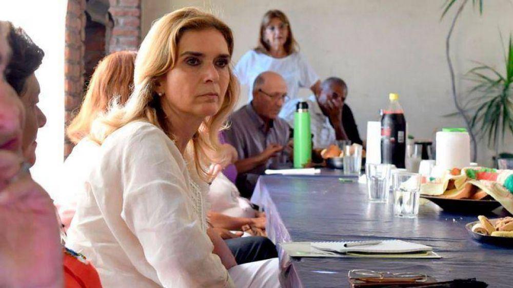 La senadora Silvia Elías de Pérez será candidata a gobernadora de Tucumán