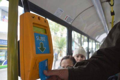 Boleto: se aprobó en Legislación el aumento desdoblado