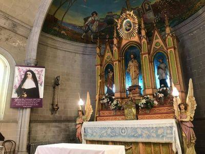 La religiosa que ofrendó su vida asistiendo a enfermos en la ciudad