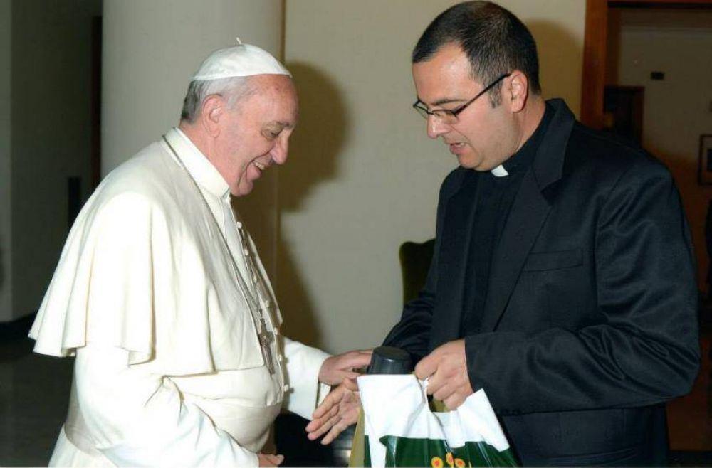 El Obispo volverá a reunirse a fines de abril con el Papa Francisco