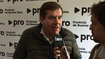 """Montenegro aclaró que """"nunca lanzó su candidatura en Mar del Plata"""""""