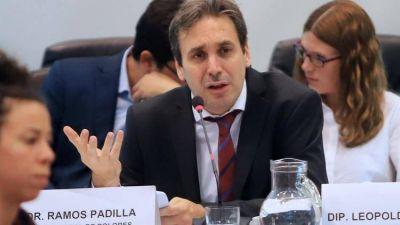 El juez Ramos Padilla dijo en el Congreso que investiga