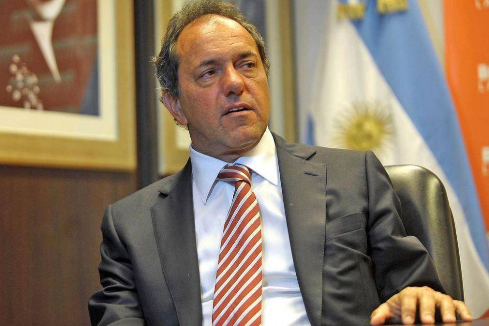 Scioli vuelve: se lanza a la presidencia y sueña con una gran PASO peronista