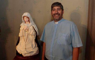 Fuerte polémica y expectativa genera la entronización de una Virgen en La Plata