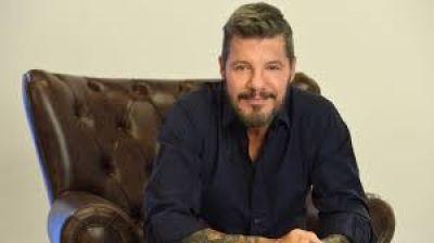 Tinelli ahora se inclina por la candidatura a gobernador con Lavagna de presidente