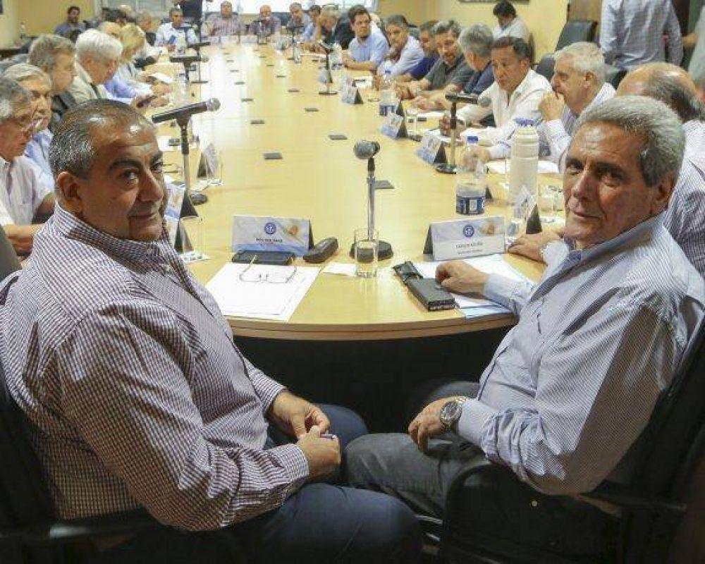 Tras anuncio de la marcha del 4-A, se espera una tensa reunión de Consejo Directivo de la CGT