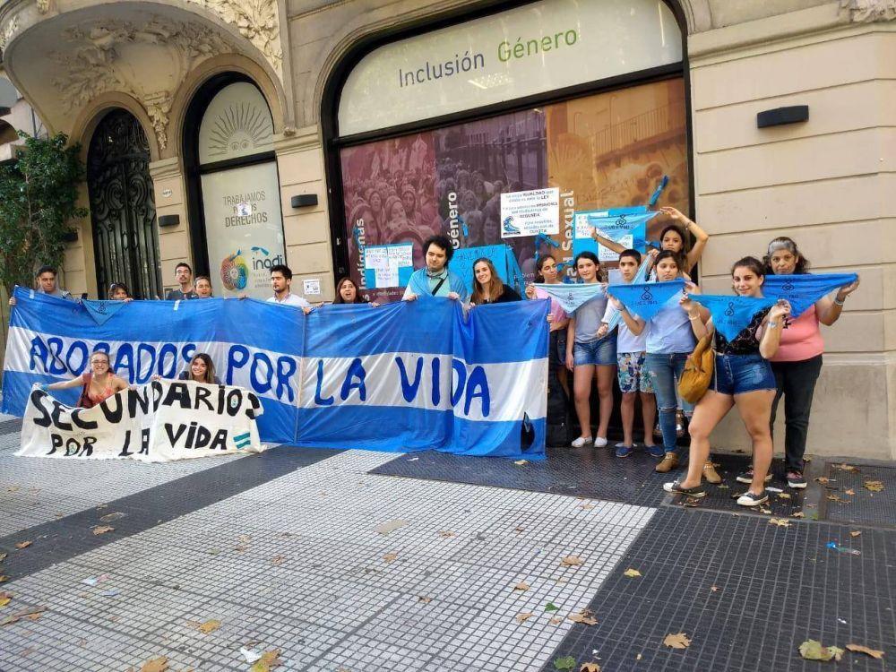 La Democracia Cristiana Porteña denunció penalmente al INADI por discriminacion
