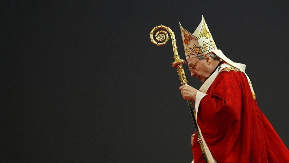 El cardenal Pell condenado a seis años por abusos sexuales