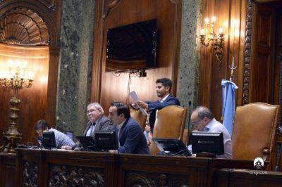 Una deuda con Osplad y varios proyectos más se debatirán en la sesión