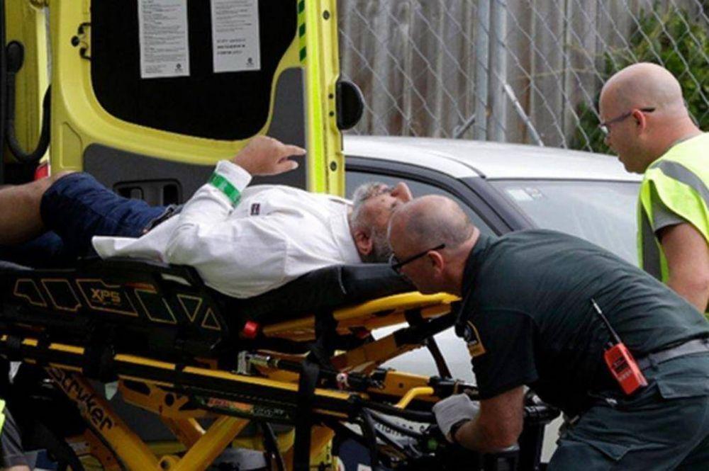 Violencia sin precedente en Nueva Zelanda: casi 50 muertos en ataques a dos mezquitas
