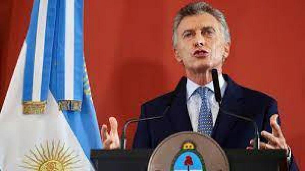 Macri vinculó los problemas económicos con las dudas electorales