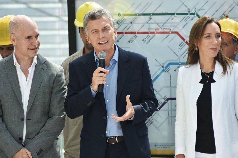 Vidal y Larreta desplegarán estrategias de campaña autónomas de la Casa Rosada