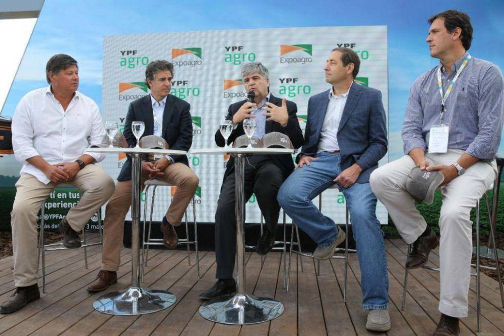 Acuerdo estratégico entre Exponenciar e YPF por Expoagro